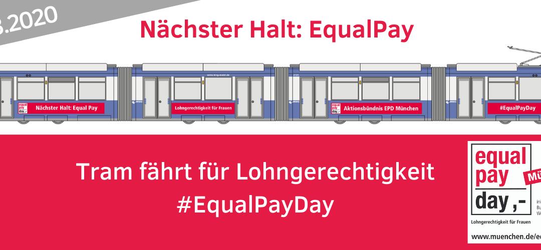 Nächster Halt: Equal Pay