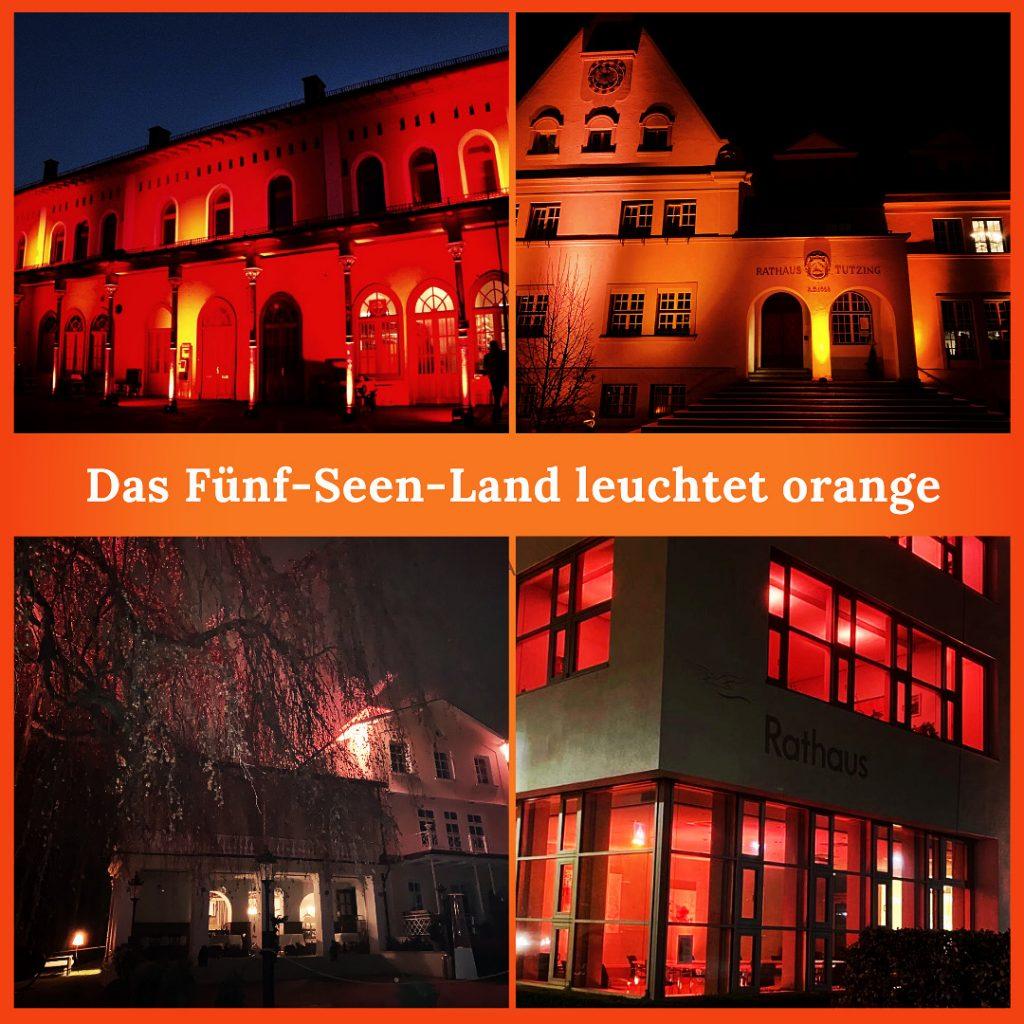 Zonta FünfSeenLand leuchtet orange OTW 2020